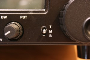 The TMB switch is a simple and effective way of giving the Argo VI's four function buttons multiple assignments.