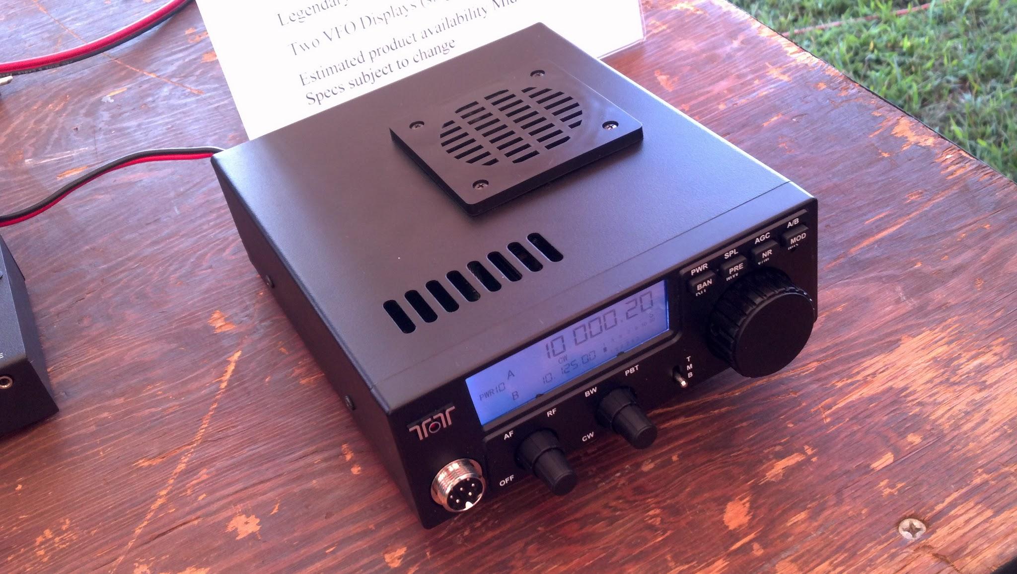 Ten-Tec Model 539 – Ten-Tec's new QRP transceiver   Q R P e r