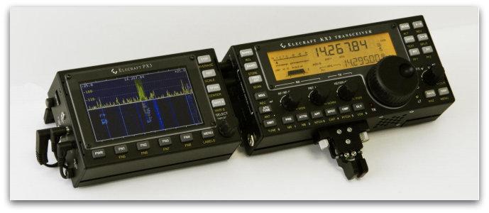 Elecraft-PX3-Panadapter