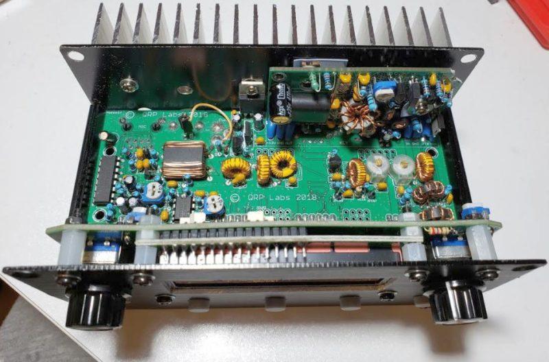 QRP Labs Announces The QSX Transceiver | Q R P e r
